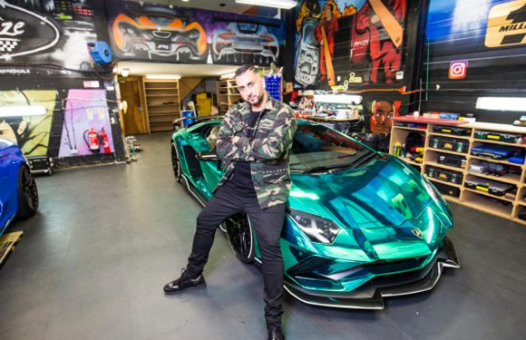 YouTube star Yianni Charalambous to return to TV screens with new series of Supercar Customiser after debut series brings nearly half-a-million new viewers to UKTV