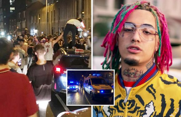 Teenagers left in 'excruciating pain' after suspected 'gas attack' at American rapper Lil Pump's Rock City gig in Nottingham
