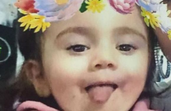 Missing toddler in HUGE police manhunt after she was inside STOLEN Audi car when it was taken in Newham found 'safe and well'